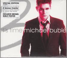 - IT'S TIME SPECIAL EDITION  MICHAEL BUBL�