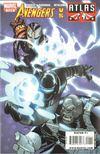 Hardman, Gabriel, Jeff Parker - Avengers vs. Atlas No. 1 [antikvár]