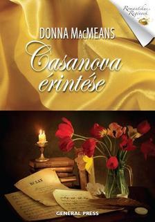 Donna MacMeans - Casanova érintése #
