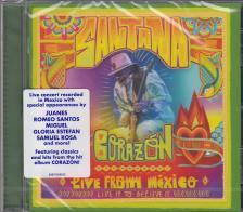 - SANTANA CCORAZÓN CD - LIVE FROM MÉXICO -