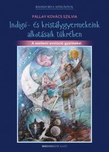 Pállay Kovács Szilvia - Indigó- és kristálygyermekeink alkotásaik tükrében - A szellemi evolúció gyermekei