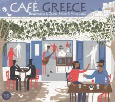 - CAF� GREECE 2CD