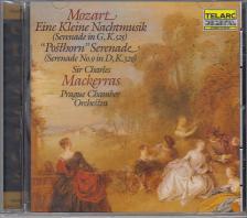 MOZART - EINE KLEINE NACHTMUSIK,POSTHORN SERENADE CD