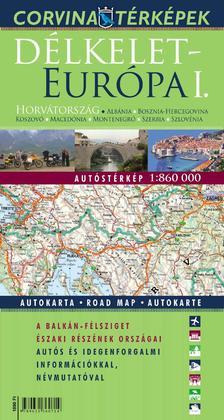 - Délkelet-Európa I. autóstérképe
