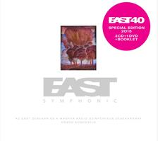 East - East - Symphonic  2CD + 1DVD