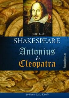 William Shakespeare - Antonius �s Cleopatra [eK�nyv: epub, mobi]