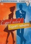 _ - EGYET NEKED,  EGYET NEKEM (SZERELEM A N�GYZETEN,  BLACKJACK) - 2 DVD - [DVD]