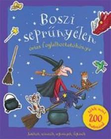 Julia Donaldson - Boszi sepr�ny�len - �ri�s foglalkoztat�