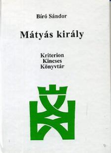 B�r� S�ndor - M�ty�s kir�ly
