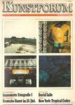Pawolski, Andrea (szerk.) - Kunstforum 1986. März,  April,  Mai [antikvár]