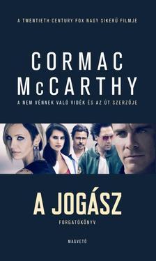 Cormac McCarthy - A jogász - Forgatókönyv #