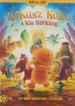 - K�KUSZ KOK�, A KIS S�RK�NY  2D-3D DVD