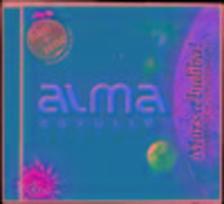 Alma együttes - Mars a buliba! - DVD+CD
