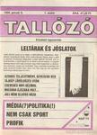 ANDAI GY�RGY - Tall�z� 1994. VI. �vfolyam (hi�nyos) [antikv�r]
