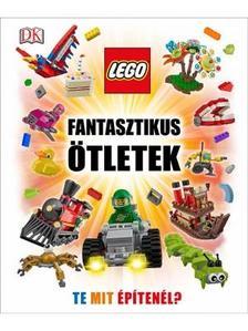 Daniel Lipkowitz - LEGO fantasztikus ötletek
