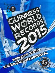 Craig Glenday - Guinness World Records 2015 - Jubileumi kiad�s, k�l�nleges rekordokkal