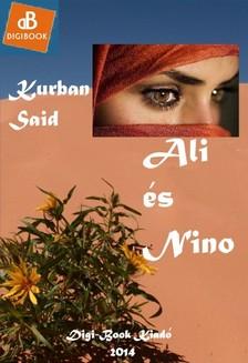 Kurban Said - Ali és Nino [eKönyv: epub, mobi]