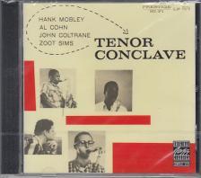 - TENOR CONCLAVE CD - MOBLEY, COHN, COLTRANE, SIMS