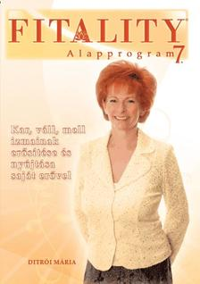 Ditr�i M�ria - FITALITY - ALAPPROGRAM 7.