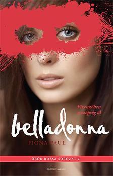 Fiona Paul - Belladonna