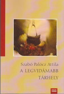 Szabó Palócz Attila - A legvidámabb tárhely