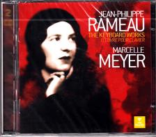 RAMEAU - THE KEYBOARD WORKS 2CD MARCELLE MEYER
