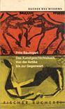 Baumgart, Fritz - Das Kunstgeschichtsbuch [antikvár]
