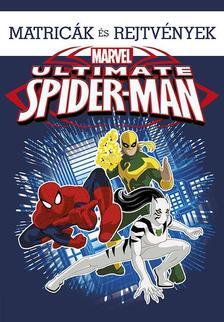 - Ultimate Spider-Man matricás foglalkoztató 16