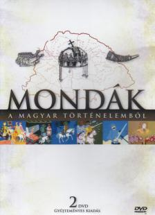- MONDÁK A MAGYAR TÖRTÉNELEMBŐL DÍSZDOBOZ  2 DVD