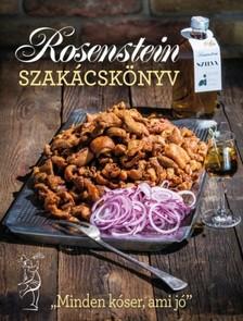 Rosenstein R�bert Rosenstein Tibor, - Rosenstein szak�csk�nyv [eK�nyv: pdf]