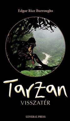 Edgar Rice Burroughs - Tarzan visszatér #