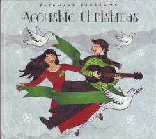 - ACOUSTIC CHRISTMAS CD