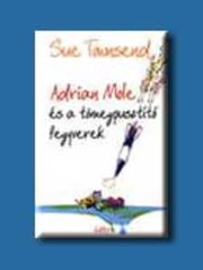 Sue Townsend - Adrian Mole és a tömegpusztító fegyverek