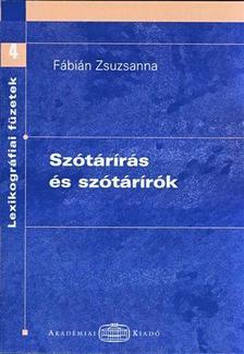 F�bi�n Zsuzsa - Sz�t�r�r�s �s sz�t�r�r�k