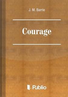 Barrie J. M. - Courage [eKönyv: pdf, epub, mobi]