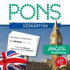 Klett Kiad� - PONS Sz�k�rty�k angol nyelvb�l (alc�m: 333 sz� Angol kezd� csomag)