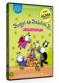 . - BOGYÓ ÉS BABÓCA 3. - JÁTSZÓTÁRSAK