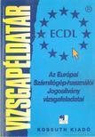 Váradi Zsolt - Vizsgapéldatár - Az európai számítógép-használói jogosítvány vizsgafeladatai [antikvár]