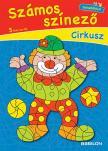 - Számos színező - Cirkusz