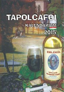 - Tapolcaf�i kalend�rium 2015.