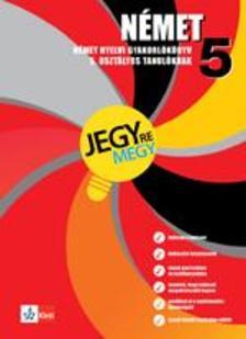 Klett Kiad� - Jegyre Megy N�met 5