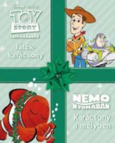 - Disney kar�csonyi mes�k - Toy Story / Nemo nyom�ban