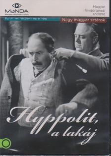 Sz�kely Istv�n - HYPPOLIT, A LAk�J  DVD