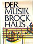 - Der Musik-Brockhaus [antikvár]
