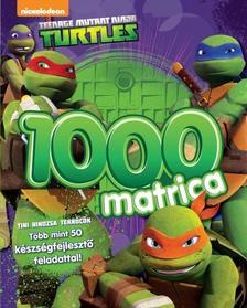 - TINI NINDZSA TEKN�C�K: 1000 MATRICA