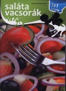 - Salátavacsorák - 1X1 konyha