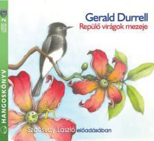 DURELL, GERALD - Rep�l� vir�gok mezeje - HANGOSK�NYV