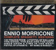 - ENNIO MORRICONE COMPLETE SPAGHETTI WESTERNS 5 CD