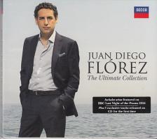 DONIZETTI, ROSSINI, OFFENBACH, VERDI - THE ULTIMATE COLLECTION CD JUAN DIEGO FL�REZ