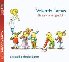 Vekerdy Tam�s - J�TSZANI IS ENGEDD - HANGOSK�NYV